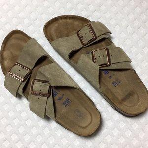 Birkenstock Arizona Sandals Size 8 Narrow